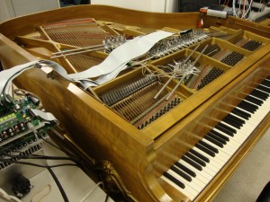 People Inside Electronics presents The Magnetic Resonator Piano (with the Piano Spheres Satellite Artists) @ Neighborhood Church